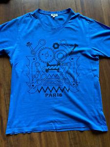Mens Kenzo T Shirt Size L