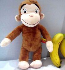 "12"" (30cm)  Curious George Soft Plush Toy UK Seller"
