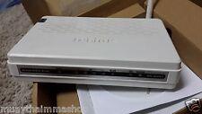 Dlink DSL-2640BT Wireless G ADSL2+ 4-Port Router