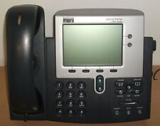 Cisco CP-7941G 7941G Unified VOIP IP Phone Telephone Telefoon Handset