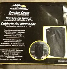 "Masterbuilt Smoker Cover for 30-Inch Electric Smokers 30"" New With Box"