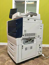 Xerox Color 550 Laser Press Commercial Production Printer Copier Scan 55ppm 560
