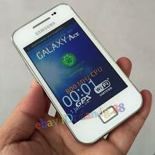 Samsung Galaxy Ace S5830i GT-S5830 3G Mobile Cell Phone Unlocked Original White