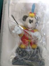 WDCC The Band Concert ~ Mickey Mouse 70th Birthday FROM THE TOP~ Box & Coa & pin