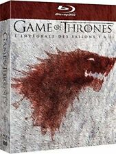 Game of Trones - Le Trône de Fer - Blu-ray FREE Postage - mmoetwil@hotmail.com