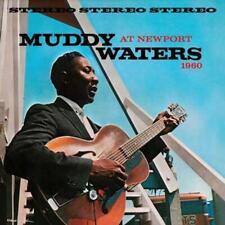 Muddy Waters - At Newport 1960 VINYL LP ORG2108