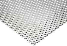 Perforated Aluminum Sheet 032 X 36 X 48 18 Holes 316 Staggers