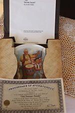 Knowles - the Csatari Grandparent series - The Patriots' Parade - Coa & Mailer