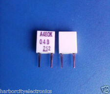 2x EFO-A480K04B PANASONIC CERAMIC RESONATOR 0.48MHZ 2 PIN DIP A480K 2/units