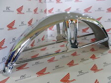 HONDA SS 50 Protection tôle Garde-Boue Chrome NEUF fender front front fender new