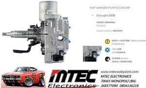 Servolenkung Elektrisch Grande Punto Mit Esp 51826529