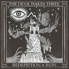 The Devil Makes Three - Redemption & Ruin [New CD]