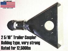 """Ram 2 5/16"""" Trailer Coupler A Frame Bulldog Coupler Style Weld 0n Best 12,500#"""