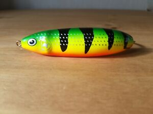 Rapala Weedless Minnow spoon - - 10cm, 32g Top Colour YRT