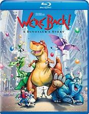 We'Re Back: A Dinosaur's Story (2015, REGION A Blu-ray New)