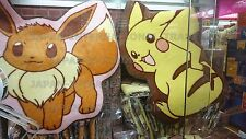 Pokemon large giant pikachu rug JAPANESE, authentic from japan mat soft, plush