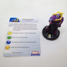 Heroclix Giant Size X-Men set Gatecrasher #037 Rare figure w/card!