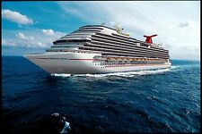 Carnival Cruise Ship Magic Poster 24 X 36 Inches Looks beautiful