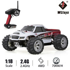 WLtoys A979-B 1/18 4WD RC Auto 70KM/H High Speed Elektro Buggy Crawler Truck Car