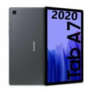 "Samsung Galaxy Tab A7 2020 10"" T500 WiFi 32GB+3GB NUOVO ITALIA Tablet DARK GRAY"
