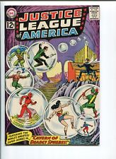Justice League Of America #16 8.5 Vf+ One Owner! Nice Pages! Strict Grade