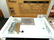 "NEW Whirlpool 30"" Inch Under The Cabinet Range Hood UXT4130ADW (White)"