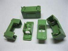 120 pcs Fuse Holder PTF-7 DIP 6.3A 250V for 5x20 Green