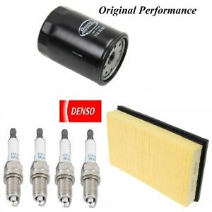 Tune Up Kit Filters Spark Plugs For FORD FUSION L4 2.3L 2006-2009