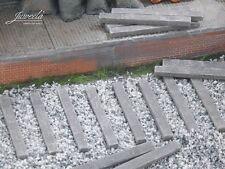 Juweela 24172 Bahnschwellen (Holz) alt