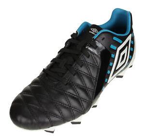 Umbro Men's Medusae II Premier Firm Ground Soccer Shoes, Color Options