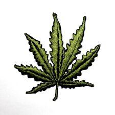 Bob Marley Ganja Marijuana Weed Pot Reggae Rock Music Jacket Shirt Iron on patch
