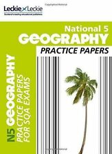 National 5 Geography Practice Papers for SQA Exams by Fiona Williamson