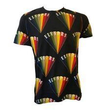 Eleven Paris Altrif Spectrum Tee Mens Crew Neck T Shirt Top TShirt New Size M Me
