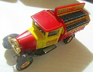 MATCHBOX COLLECTIBLES 1:43 YPC06-M 1932 FORD MODEL AA TRUCK ~ COCA COLA