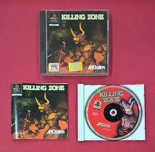 Killing Zone - PLAYSTATION - PSX - USADO - BUEN ESTADO