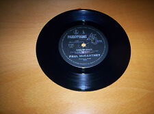 "PAUL McCARTNEY   ""PIPES OF PEACE""   PICTURE SLEEVE      7 INCH 45    1983"
