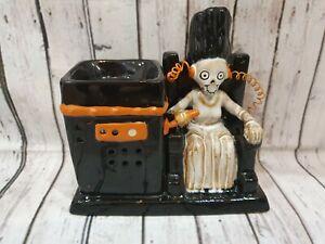 Yankee Candle T/B Boney Hr-Raising Fun Wax Melt Burner. FREE POST