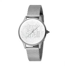 Orologio Just Cavalli Donna JC1L032M0075 Quadrante Silver con Glitter