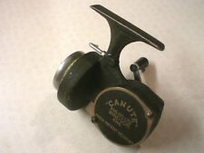 "A RARE VINTAGE ""CANUTE"" THREADLINE SPINNING REEL BY WINDSOR ENGINEERING COMPANY"