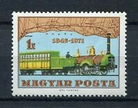 20480) Hungary 1971 MNH New Lokomotive - Trains