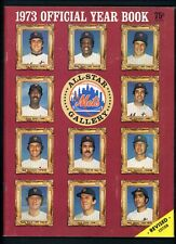 1973 New York Mets Yearbook Revised Edition Tom Seaver Yogi Berra Willie Mays