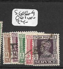 INDIA NABHA (P3009B) KE 38-9, 40B ,41  MOG