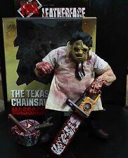 "Mezco The Texas Chainsaw Massacre Leatherface action figure 8"""