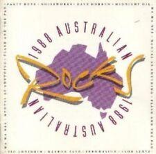 1988 Australian Rocks Midnight Oil, Noise Works, Flash and the Pan, Menta.. [CD]