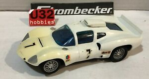 Strombecker 30551 Chaparral 2D #7 Pre 1970 American Coupe