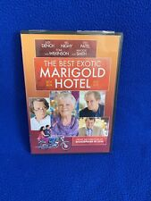 The Best Exotic Marigold Hotel - DVD with Judi Dench, Maggie Smith, Bill Nighy