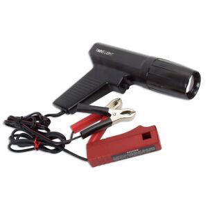 Pistola Stroboscopica Xenon Controllo Regolazione Messa in Fase Benzina 12V nuov
