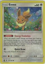 Pokemon Eevee 101a/149 Sun and Moon Pikachu and Eevee Poké Ball promo mint