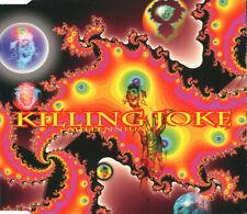 KILLING JOKE Millennium CD maxi single OOP 1994 Zoo US remixes Juno Reactor