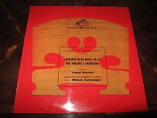 BEETHOVEN FURTWANGLER MENUHIN CONCERTO OP. 61 Violin Italy QALP 10056 NM